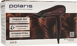 Фен для волос - Polaris PHD 2065Ti — фото N2