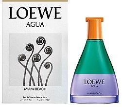 Духи, Парфюмерия, косметика Loewe Agua Miami Beach - Туалетная вода
