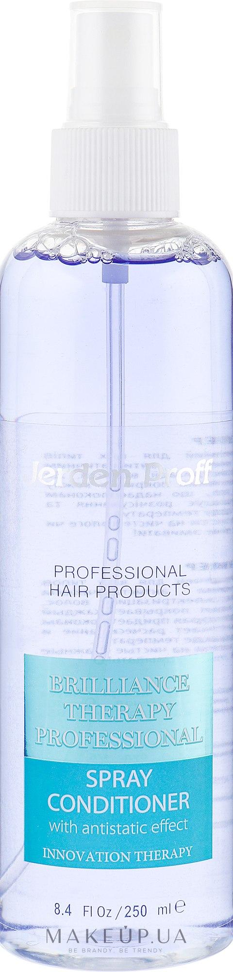 Спрей-кондиціонер - Jerden Proff Hair Care Spray Conditioner — фото 250ml