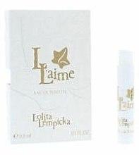 Духи, Парфюмерия, косметика Lolita Lempicka L L'aime - Туалетная вода (пробник)