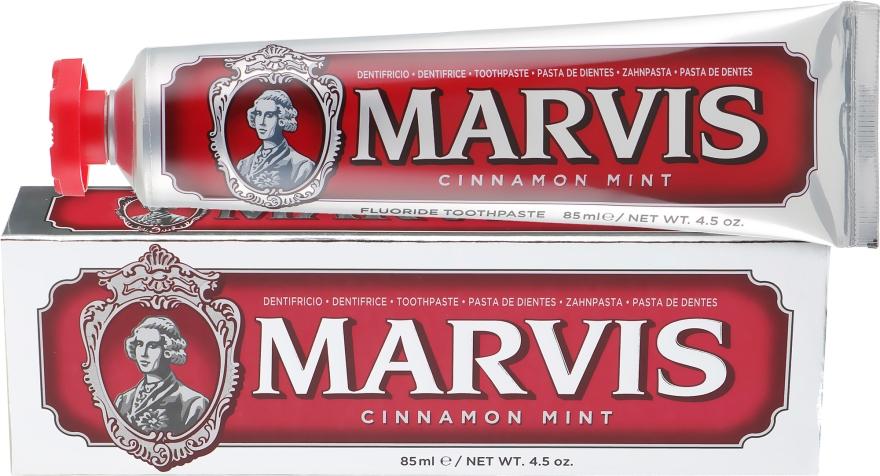 "Зубная паста ""Корица и Мята"" - Marvis Cinnamon Mint"
