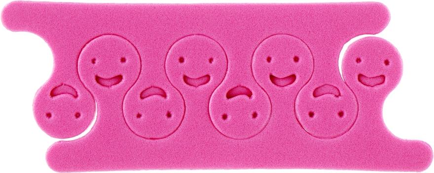 Сепаратор для педикюра, ПС780, розовый - Rapira