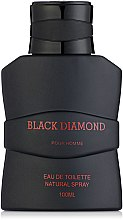 Духи, Парфюмерия, косметика Lotus Valley Black Diamond - Туалетная вода