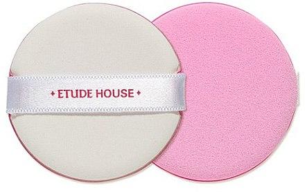 Пуф косметический, розовый - Etude House My Beauty Tool Any Air Puff — фото N1