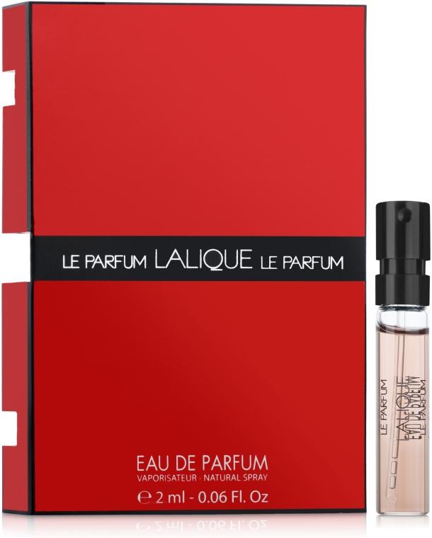 Lalique Le Parfum - Парфюмированная вода (пробник)