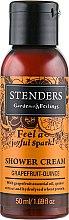 Духи, Парфюмерия, косметика Грейпфруто-цидониевый крем для душа - Stenders Grapefruit-Quince Shower Cream