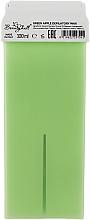 "Духи, Парфюмерия, косметика Воск в кассете ""Зеленое яблоко"" - Beautyhall Green Apple Depilatory Wax"