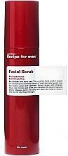 Духи, Парфюмерия, косметика Освежающий скраб для лица - Recipe For Men Facial Scrub