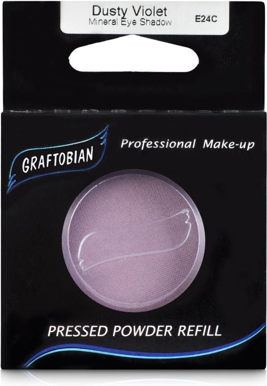 Рефиллер минеральных теней - Graftobian Mineral Eye Shadow Pan Bulk