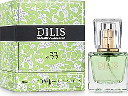 Духи, Парфюмерия, косметика Dilis Parfum Classic Collection №33 - Духи