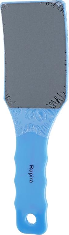 Тёрка широкая Ф5005, синяя - Rapira