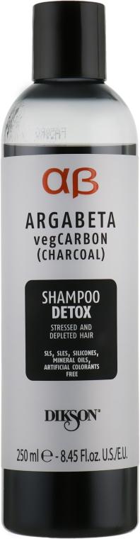 Шампунь для волос - Dikson Argabeta Shampoo Detox