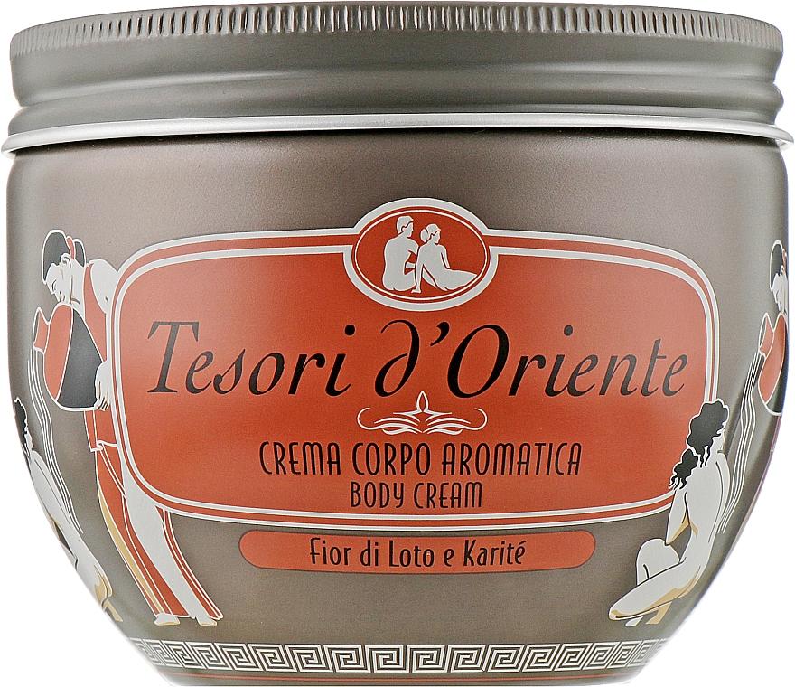 Tesori d`Oriente Fior di Loto - Крем для тела