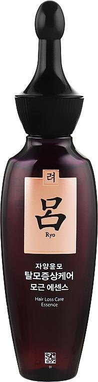 Эссенция против выпадения волос - Ryo Jayang Yoon Mo Hair Loss Care Essence