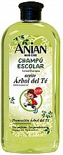 Духи, Парфюмерия, косметика Шампунь с маслом чайного дерева - Anian School Shampoo With Tea Tree Oil