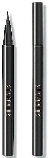 Подводка для глаз - Stagenius Precision Liquid Eyeliner