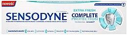 Духи, Парфюмерия, косметика Зубная паста - Sensodyne Complete Protection Extra Fresh