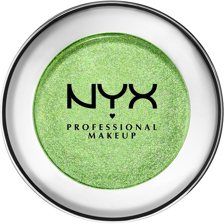 Тени для век с металлическим блеском - NYX Professional Makeup Prismatic Eye Shadow