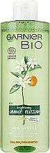Духи, Парфюмерия, косметика Мицелярная вода с экстрактом апельсинового цвета - Garnier Bio Brightening Organic Orange Blossom Micellar Water