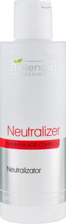 Нейтрализатор кислот - Bielenda Professional Exfoliation Face Program Neutralizer