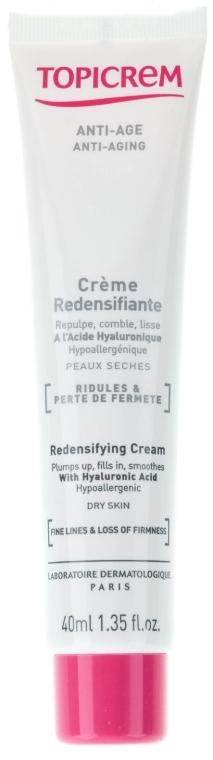 Крем для активного зволоження з ефектом ліфтингу - Topicrem Anti-Aging Cream Redensifying — фото N1