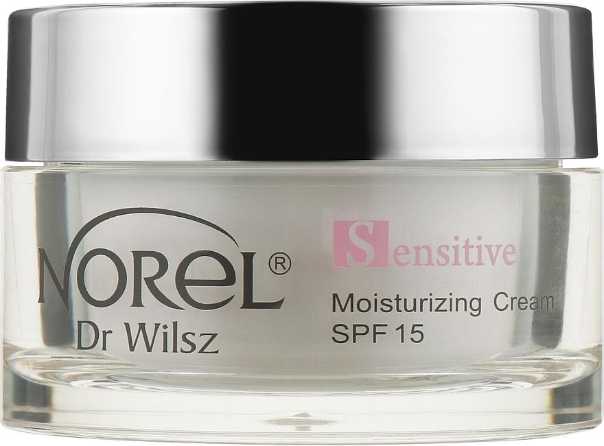 Увлажняющий крем с SPF 15 для чувствительной кожи с куперозом - Norel Arnica Moisturising Cream