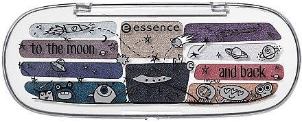 Палетка теней для век - Essence Be An Original! Eyeshadow Box