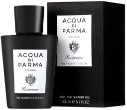 Духи, Парфюмерия, косметика Acqua Di Parma Colonia Essenza Hair and Shower Gel - Шампунь-гель для волос и душа