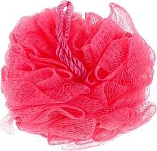 Парфумерія, косметика Мочалка для душа, рожева - Titania