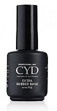 Парфумерія, косметика Каучукове базове покриття - CYD Profline Rubber Base Extra