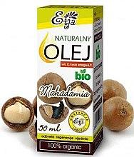 Духи, Парфюмерия, косметика Натуральное масло макадамии - Etja Macadamia Bio