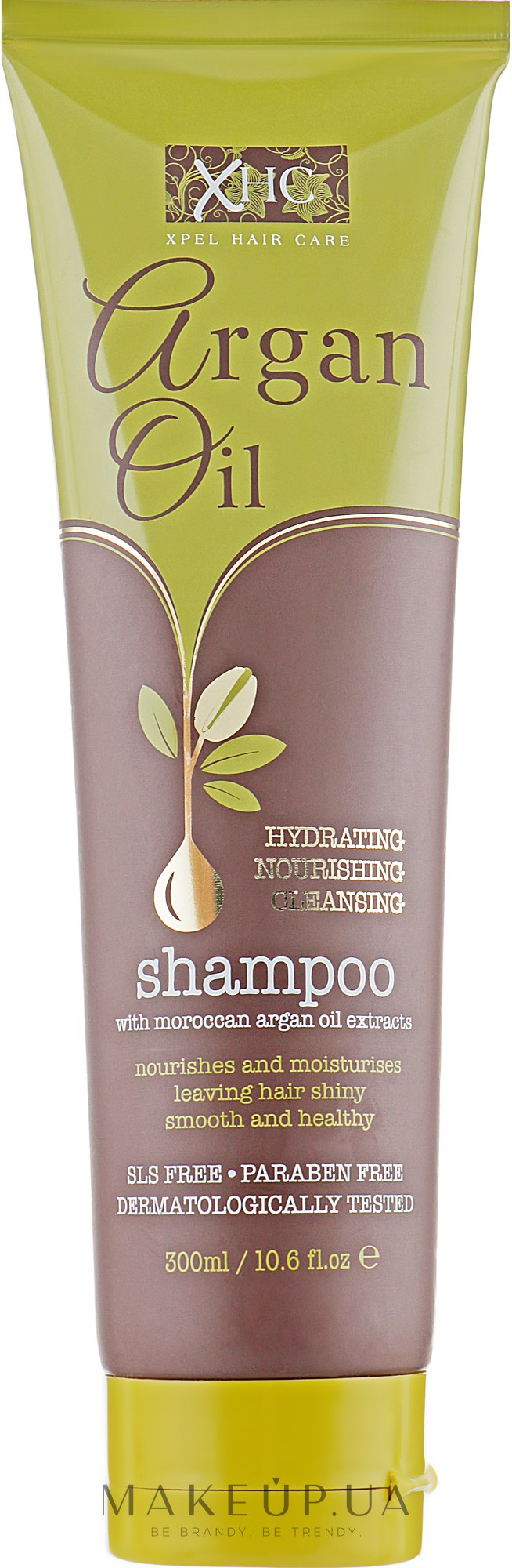 Шампунь для волос - Xpel Marketing Ltd Argan Oil Shampoo — фото 300ml
