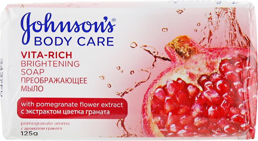 Преображающее мыло - Johnson's® Body Care Vita-Rich