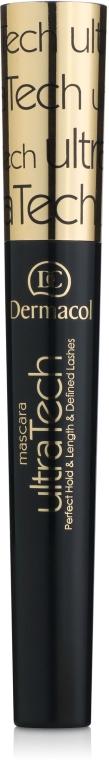 Тушь для ресниц - Dermacol Ultra Tech Mascara