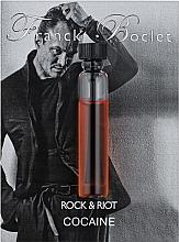 Духи, Парфюмерия, косметика Franck Boclet Cocaїne - Духи (пробник)