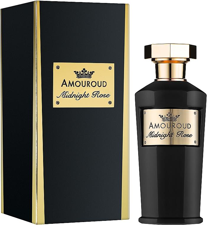 Amouroud Midnight Rose - Парфумована вода — фото N3