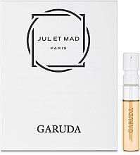 Духи, Парфюмерия, косметика Jul et Mad Garuda - Духи (пробник)