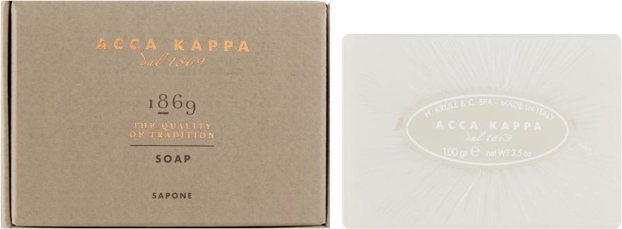 Мыло туалетное - Acca Kappa 1869 Soap