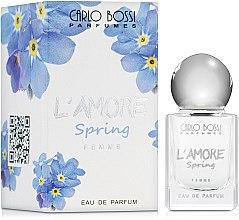 Духи, Парфюмерия, косметика Carlo Bossi L'Amore Spring - Парфюмированная вода (мини)