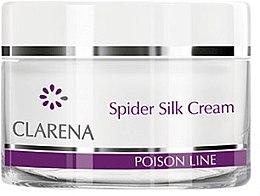 Духи, Парфюмерия, косметика Крем с шелком паука и молочными протеинами - Clarena Poison Line Spider Silk Cream