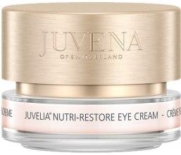 Духи, Парфюмерия, косметика Питательный омолаживающий крем для области вокруг глаз - Juvena Juvelia Nutri Restore Eye Cream (пробник)