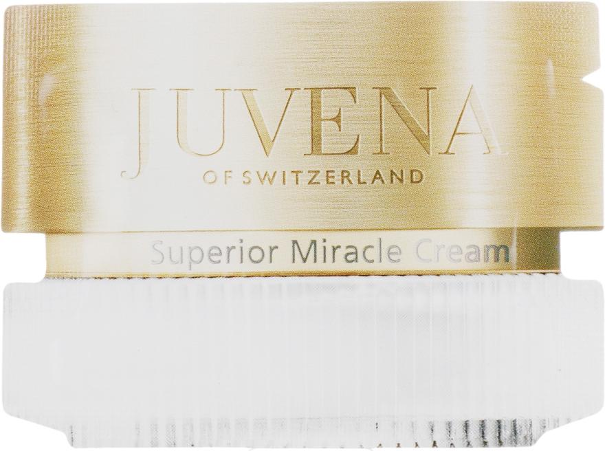 Инновационный антивозрастной крем - Juvena Superior Miracle Cream (пробник)