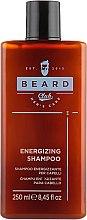 Духи, Парфюмерия, косметика Тонизирующий энерджайзинг-шампунь - Beard Club Shampoo