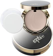 Духи, Парфюмерия, косметика Компактная пудра для лица - Topface Wet&Dry Powder