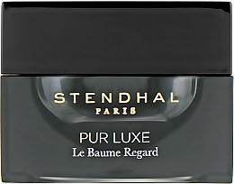 Парфумерія, косметика Бальзам для очей - Stendhal Pur Luxe Eye Balm