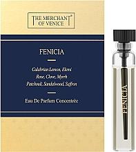 Духи, Парфюмерия, косметика The Merchant Of Venice Fenicia - Парфюмированная вода (пробник)