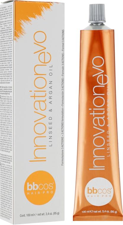 Стойкая краска для волос - BBcos InnovationEvo Hair Color Cream