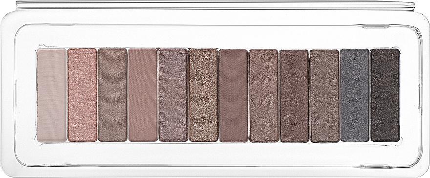 Палетка теней для век - Essence Winter Dreamin Eyeshadow Palette (тестер)