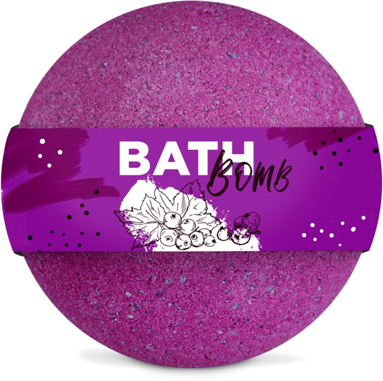 "Бомбочка для ванны ""Currant"" - SHAKYLAB Bath Bomb"