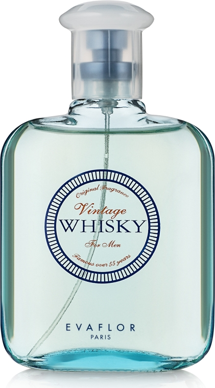 Evaflor Whisky Vintage - Туалетная вода (тестер с крышечкой)